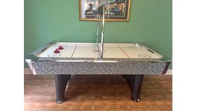 Image of a Air Hockey Table Large