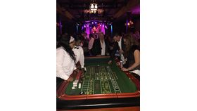 Image of a Craps Table