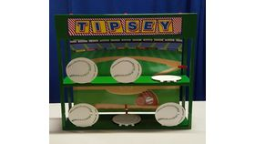 Image of a Baseball Tipsey