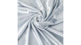 Image of a Chameleon Chair Cushion Cap-Silver Velvet
