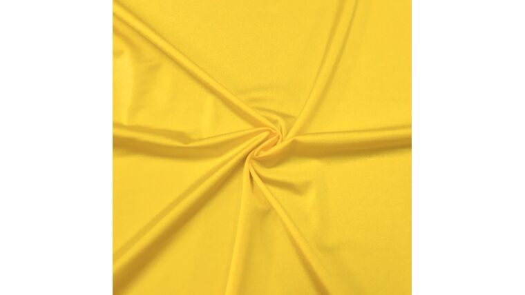 Picture of a 3pt Yellow Spandex Fabric Panel