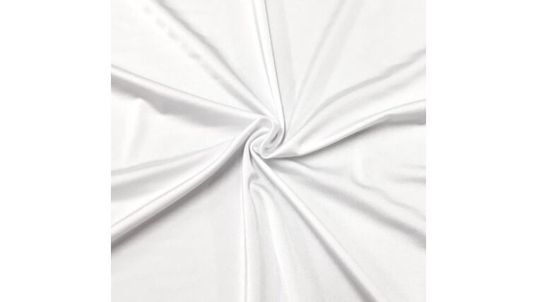Picture of a 4pt White Spandex Fabric Panel