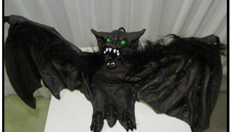 Picture of a Bat- Brown Demon-Rubber