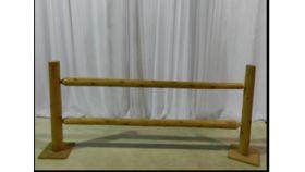 Image of a Fence-Split Rail