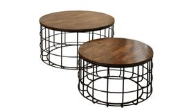 Image of a Coffee Table-The Todd-Large