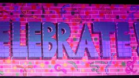 Image of a Brickwall-CELEBRATE!