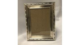 Image of a Frame-Silver Gold Antique