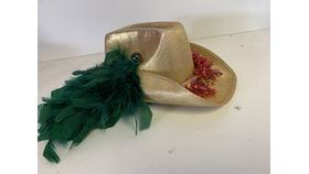 Image of a Hat-Cowboy Feathered