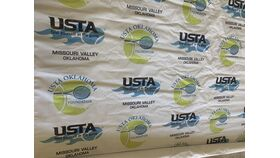Image of a Banner-Step and Repeat-USTA