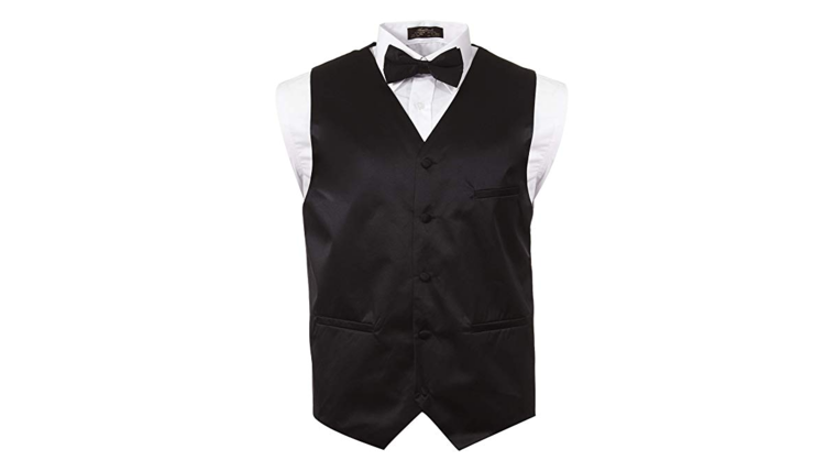Picture of a Black Vest