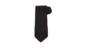 Image of a Black Tie