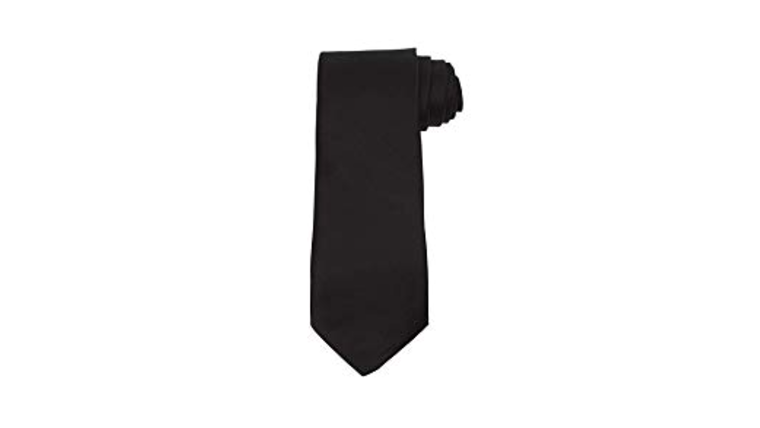 Picture of a Black Tie