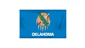 Image of a Flag-Oklahoma