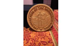 Image of a Chickasaw Nation Owned-Foam Seal