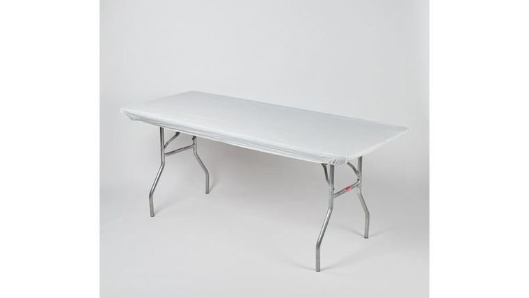 Picture of a Kwik Cover-White-8'Banquet