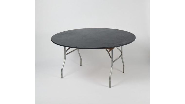 """Picture of a Kwik Cover-Black-48""""-Round"""