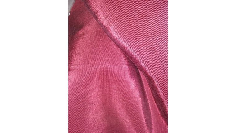 """Picture of a 108""""R Burgundy Moire"""