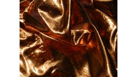 "Image of a 108""R Copper Lame"