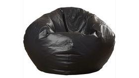 Image of a Bean Bag-Black