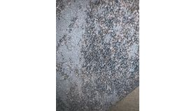 Image of a Carpet-Blue & Gray-Speckled