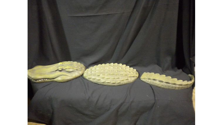 Picture of a Alligator-Ceramic