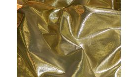 Image of a Gold Lame Napkin