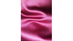 Image of a Black Cherry Satin Napkin
