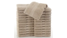 Image of a Entertainer Towels-Tan