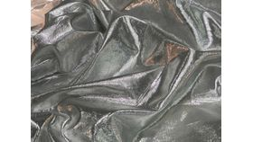 Image of a Silver Lame Chair Ties