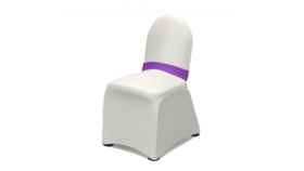 Image of a Purple Chair Band