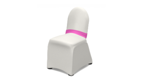Image of a Neon Pink Chair Band