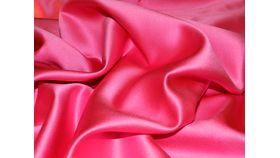 Image of a Fuchsia Chair Cover