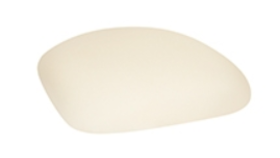Image of a Chameleon Chair Cushion Cap-Ivory