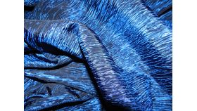 Image of a Blue Royal Bark Chair Bag