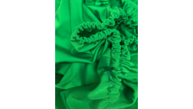 Image of a 3pt Lime Spandex Fabric Panel