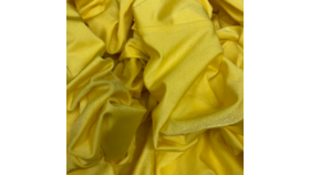Image of a 3pt Yellow Spandex Fabric Panel