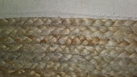 Image of a Rug-Jute-Bound-Flat-Braided-5'x3'