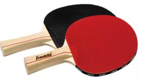 Image of a Ping Pong Paddles