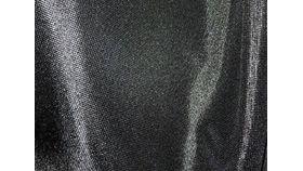 Image of a Drape Panel-Black Polyester
