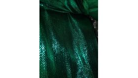 Image of a Drape Panel-Green Shimmer