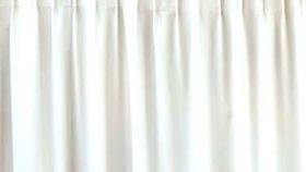 Image of a Drape Panel-White Supervel Drape - 22'x80'