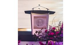 Image of a Presidential Podium