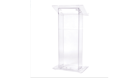 Image of a Acrylic Podium