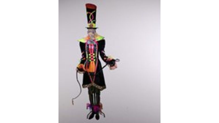 Picture of a Barry DeDead-Ringmaster