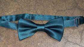 Image of a Bow Tie-Green