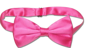 Image of a Bow Tie-Hot Pink