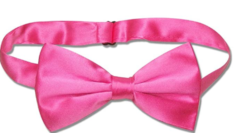 Picture of a Bow Tie-Hot Pink