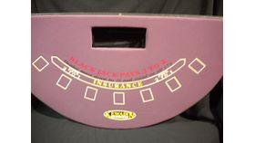 Image of a Blackjack-Table
