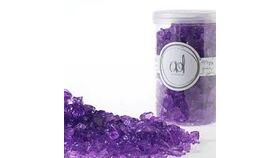 Image of a Vase Filler-Dark Purple Crushed Glass