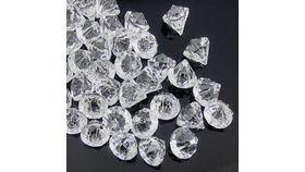 Image of a Vase Filler-Cut Crystal Gems